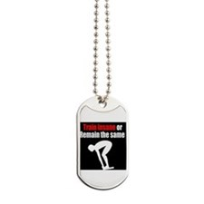 FASTEST SWIMMER Dog Tags
