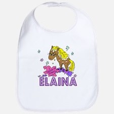I Dream Of Ponies Elaina Bib
