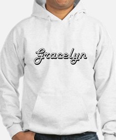 Gracelyn Classic Retro Name Desi Hoodie Sweatshirt