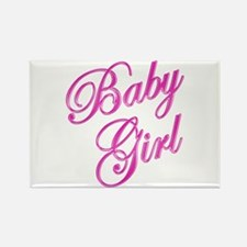 Baby Girl Magnets