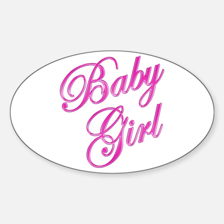 Baby Girl Decal