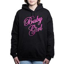 Baby Girl Women's Hooded Sweatshirt
