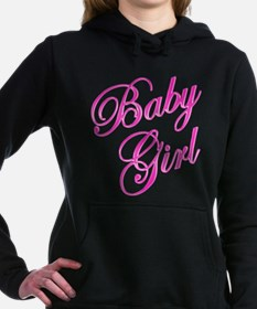 Baby Girl Women's Hooded Sweatshirt