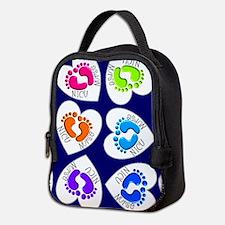 NICU Nurse Neoprene Lunch Bag
