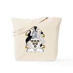 Till Family Crest Tote Bag