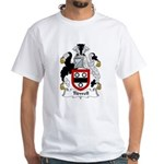 Tidwell Family Crest White T-Shirt