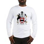 Tidwell Family Crest Long Sleeve T-Shirt