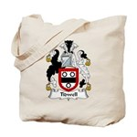 Tidwell Family Crest Tote Bag