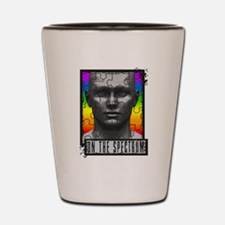 On the Spectrum Shot Glass