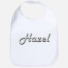 Hazel Classic Retro Name Design Bib