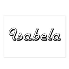 Isabela Classic Retro Nam Postcards (Package of 8)