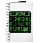 Computer Geek Binary Journal
