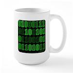 Computer Geek Binary Large Mug
