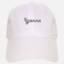 Iyanna Classic Retro Name Design Baseball Baseball Cap
