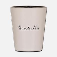 Izabella Classic Retro Name Design Shot Glass