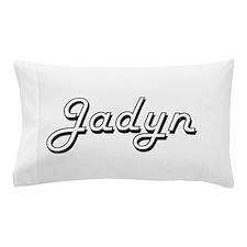 Jadyn Classic Retro Name Design Pillow Case