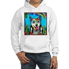 Unique Day of the dead skull Hoodie