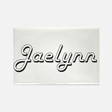 Jaelynn Classic Retro Name Design Magnets