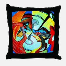 Diafora Enchorda Throw Pillow