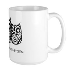 """The Owls..."" - Twin Peaks Mug"