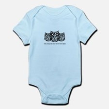 """The Owls..."" - Twin Peaks Infant Bodysuit"
