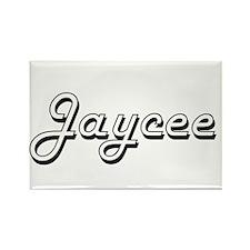 Jaycee Classic Retro Name Design Magnets