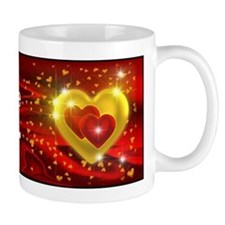 2y Make Love Your Goal Mugs