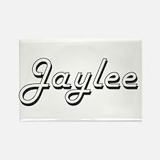 Jaylee Classic Retro Name Design Magnets