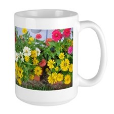 Zinna Flower - Mug