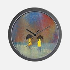 Fixing the Umbrella Wall Clock