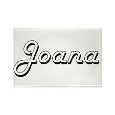 Joana Classic Retro Name Design Magnets