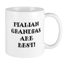Italian Grandpas Are Best Mug