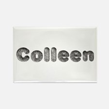 Colleen Wolf Rectangle Magnet