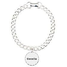 Cecelia Wolf Bracelet