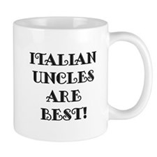 Italian Uncles Are Best Mug