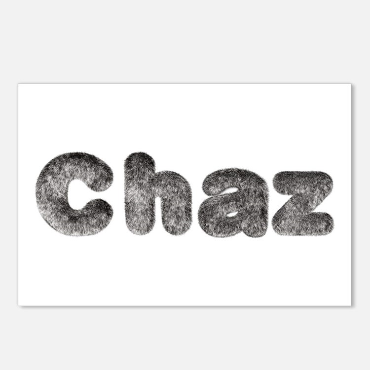 Chaz Wolf Postcards 8 Pack