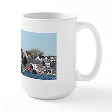 Portsmouth NH Waterfront Mug