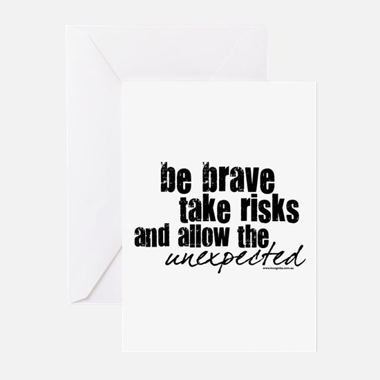 Be Brave Greeting Cards (Pk of 10)