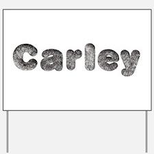 Carley Wolf Yard Sign