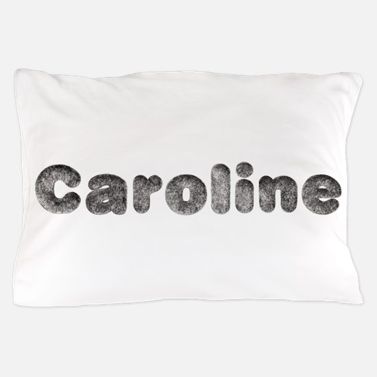 Caroline Wolf Pillow Case