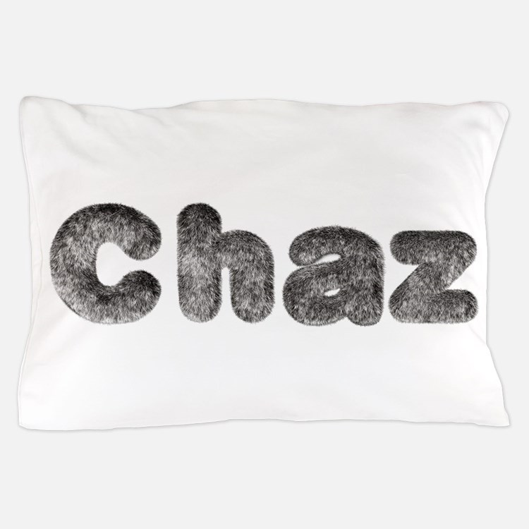 Chaz Wolf Pillow Case