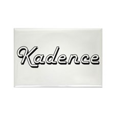 Kadence Classic Retro Name Design Magnets