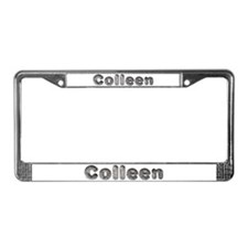 Colleen Wolf License Plate Frame