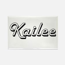 Kailee Classic Retro Name Design Magnets