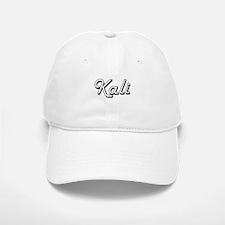 Kali Classic Retro Name Design Baseball Baseball Cap