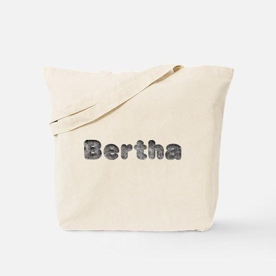 Bertha Wolf Tote Bag