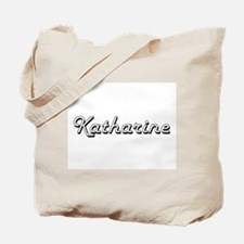 Katharine Classic Retro Name Design Tote Bag