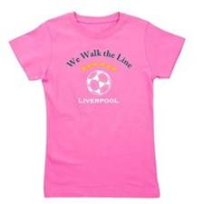 Unique English football Girl's Tee