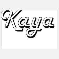 Cute Kaya Wall Art