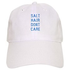 Salt Hair Don't Care Baseball Cap